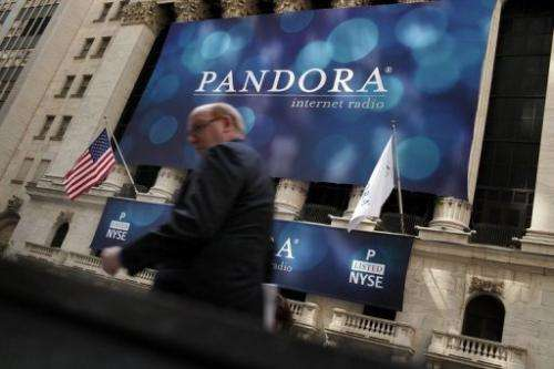 Pandora currently pays a higher percentage of its revenues in royalties than Sirius XM