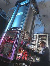 Penn State physics professor helps keep world on schedule through work on the accuracy of clocks