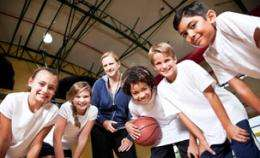 Physical activity is beneficial for children with ADHD