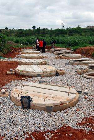 Pilot facility launched in Ghana to transform human waste into renewable biodiesel fuel