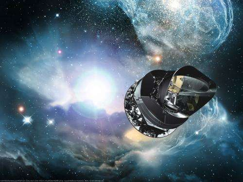 Planck instrument loses its cool