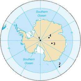 Two New Zealand scientists to travel to Antarctica to measure magnetic South Pole