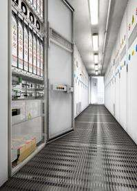 Power Storage Buffers Fluctuating Solar Power