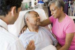 Predominately black-serving hospitals provide poorer care