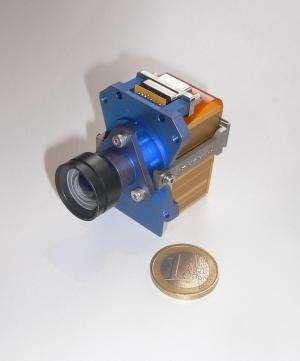 Proba-2's espresso-cup microcamera snaps Hurricane Isaac