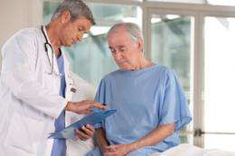 Prostate cancer early warning protein detected