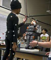 Quicker diagnosis, better treatment hoped for autistic children through robot technology