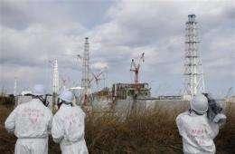 Radiation detected 400 miles off Japanese coast (AP)