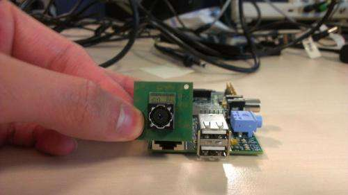 Raspberry Pi to add camera later this year