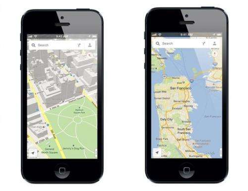 Review: New Google Maps boasts big improvements