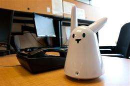 Review: Wi-Fi bunny improves, still seeks purpose (AP)