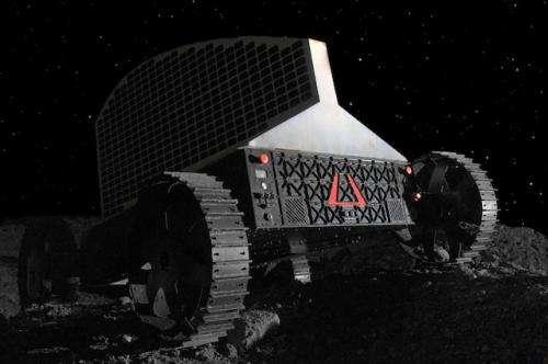 Robotic explorers may usher in lunar 'water rush'