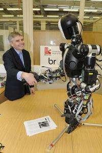 Robotics: Gesturing for control