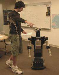 Robots fighting wars could be blamed for mistakes on the battlefield