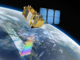 Rockot to launch two Sentinel satellites