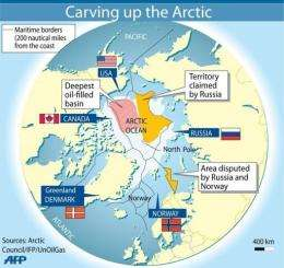 Russia is relying on Arctic oil as supplies dwindle in Siberia