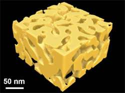 Scientists' gold discovery sheds light on catalysis