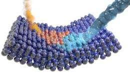 Self-healing dynamic membrane