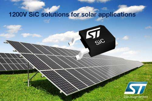 Silicon carbide solutions to solar challenges revealed