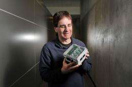 Experimental smart outlet brings flexibility, resiliency to grid architecture