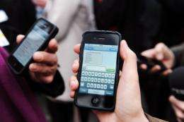 Smartphones the indispensable thing: US study
