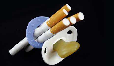 Smoking in pregnancy tied to lower reading scores