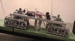 Snakes improve search-and-rescue robots