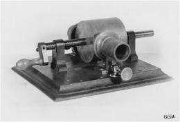 Soundtrack to history: 1878 Edison audio unveiled