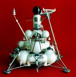 Soviet find of water on the Moon in the 1970s ignored by the West