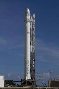 SpaceX Falcon 9 Set for Critical Engine Test Firing on Monday, April 30