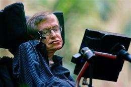 Stephen Hawking to turn 70, defying disease (AP)