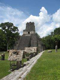 Study shows Maya civilization collapse related to modest rainfall reductions