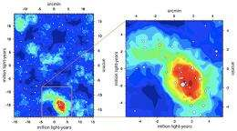 Subaru telescope discovers the most distant protocluster of galaxies