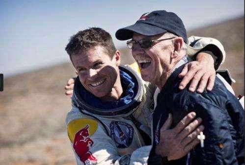 Supersonic freefall: What Felix Baumgartner's 37-km jump will be like