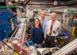 Taking aim at electrons: an atomic-scale shooting gallery