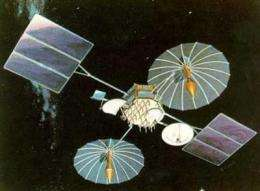 TDRS-4 mission complete; spacecraft retired from active service