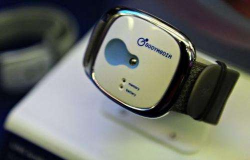 The BodyMedia Fit Core Armband