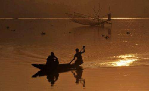 The Brahmaputra river has its source in China's southwestern Tibet region where it is known as the Yarlung Tsangpo