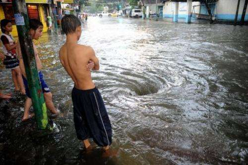 The impact of storms on cities and urban areas has worsened due to chaotic urban planning, the ADP says