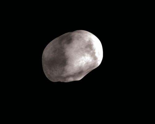 The Origin of the Moon's Craters