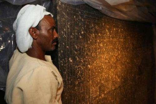The Serapeum's origins date back to around 1400 BC