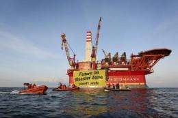 The US Geological Survey says the Arctic may hold 13% of undiscovered oil reserves and 30% of gas