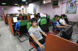 The weibos have become hugely popular platforms for people to vent their anger