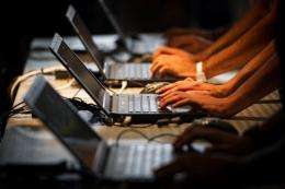 The World Economic Forum said BRICS countries are lagging behind their rivals when it comes to Internet technologies