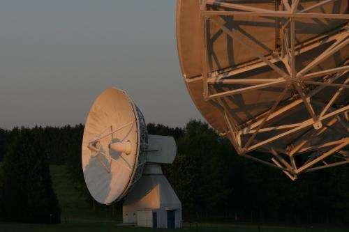 Third Galileo satellite begins transmitting navigation signal