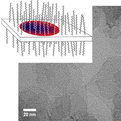 Time-resolved measurements show colloidal nanoplatelets act like quantum wells