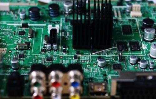 Titan, a Cray XK7 system, achieved 17.59 petaflops, or quadrillions of calculations per second