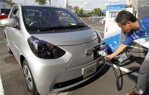 Toyota plans expanded range of hybrids