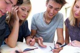Training teens to handle emotions improves mental health