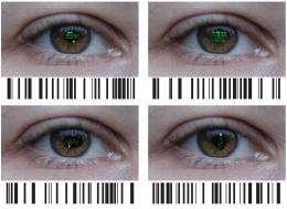 Transcriptional barcoding of retinal cells identifies disease target cells